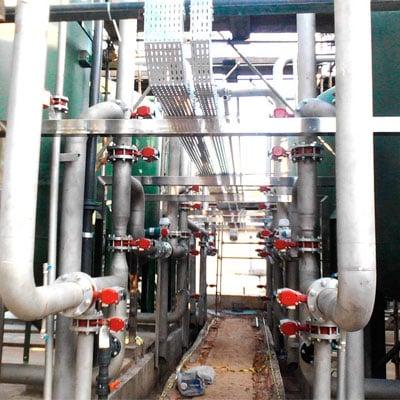 Sistema de Filtração