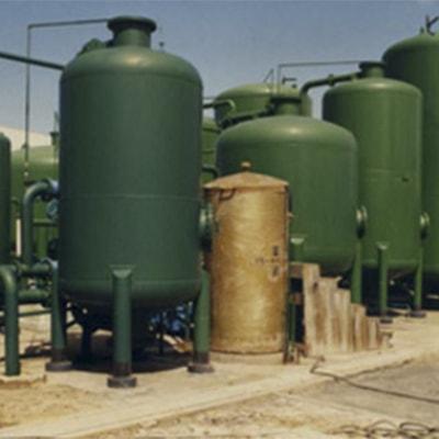 Sistema de Tratamento de Água por Osmose Reversa