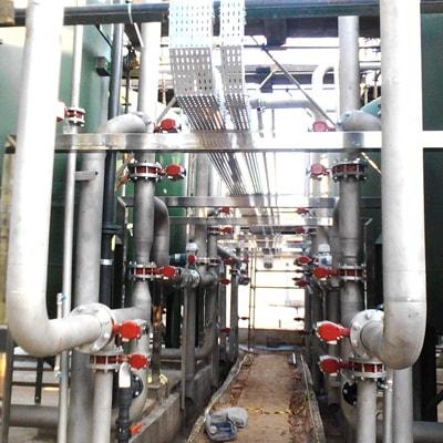 Sistemas de filtração para tratamento de água