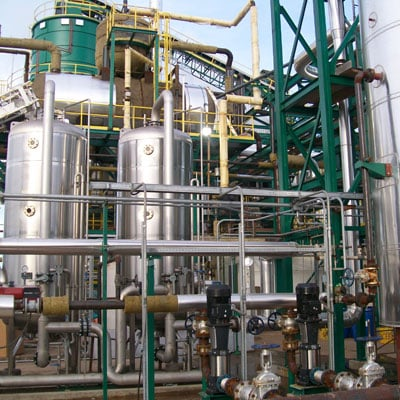Sistemas de Polimento de Condensado